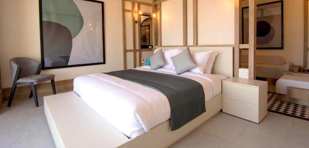 Junior Suite in The Boutique Hotel Hurghada Marina Egypt